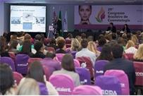 João Paulo Correia Gomes durante sua palestra no Fórum de Repelentes